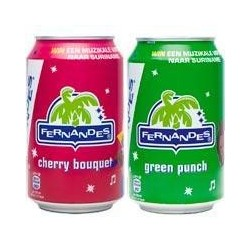 Fernandes(Cherry Bouquet/Green Punch)